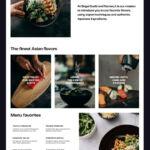 Business Restaurant Site